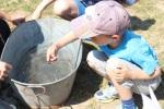 Plnění úkolů u vodníka