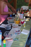 Malování u berušky